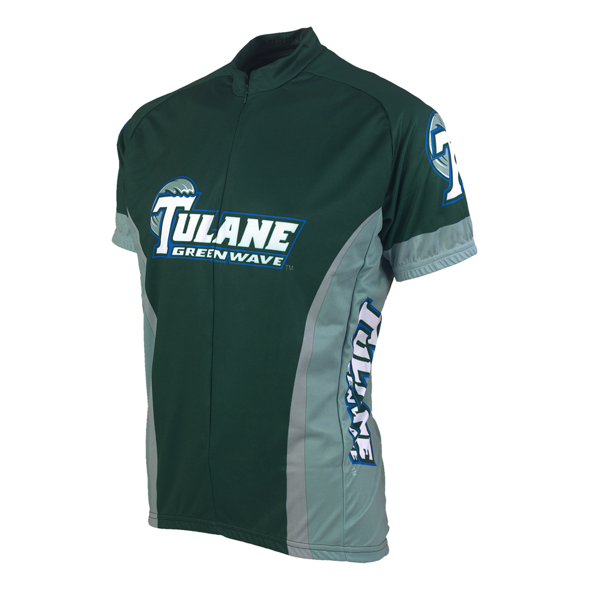 Adrenaline Promotions Tulane University Pelican Cycling Jersey