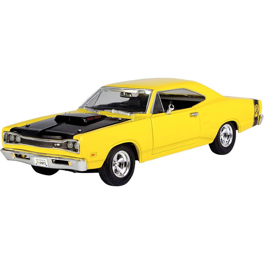 1969 Dodge Coronet SuperBee Model, 1:24 Scale