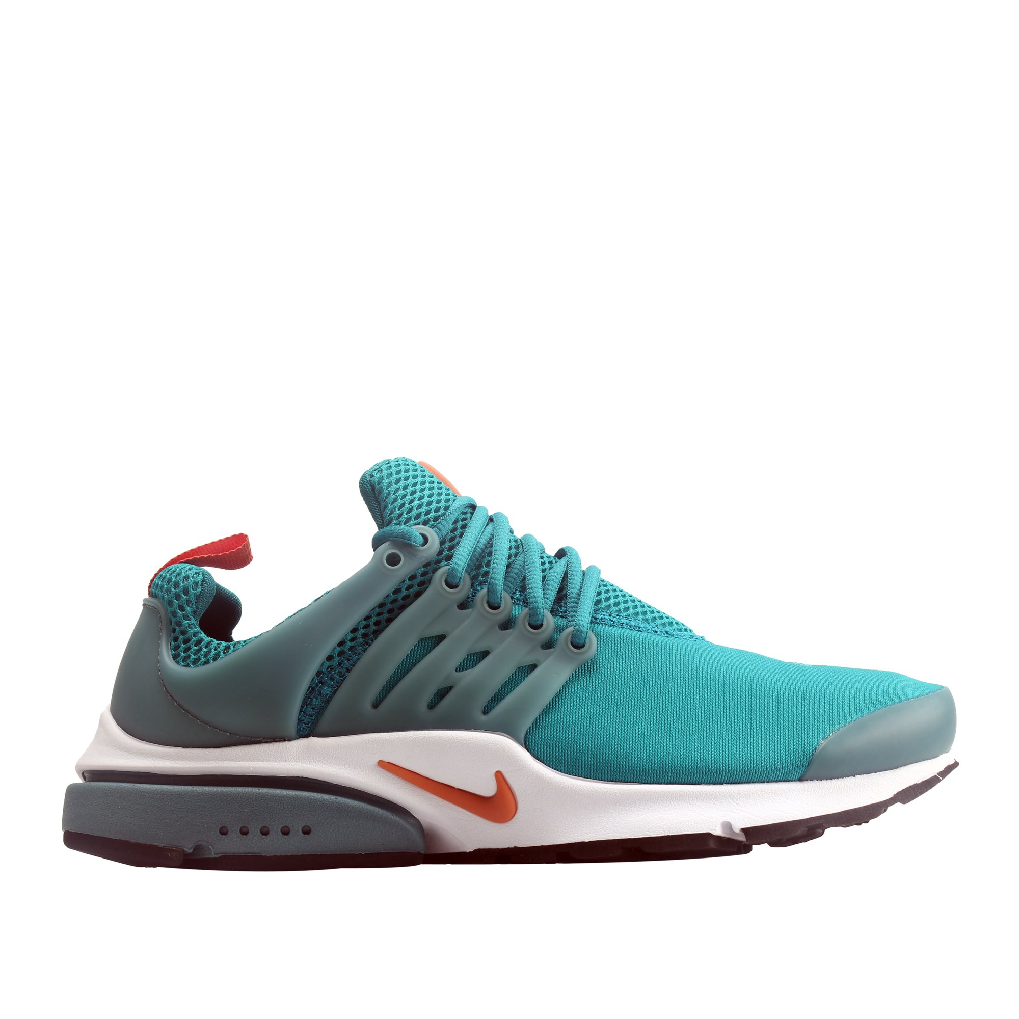 the latest 5aade adf6d Nike Air Presto Essential Dolphins Teal Orange Men s Running Shoes  848187-404