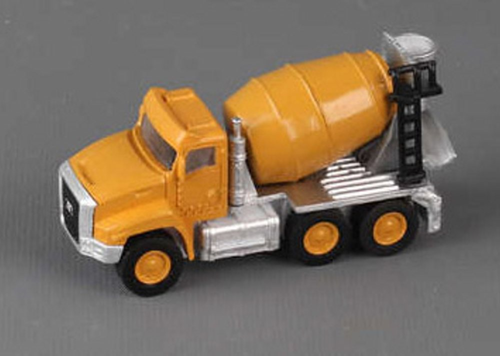 Click here to buy Caterpillar Cement Mixer, Yellow Daron CAT39515 Diecast Construction Vehicle by Caterpillar.