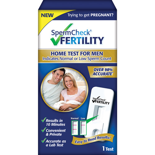 SpermCheck Fertility, Home Fertility Test