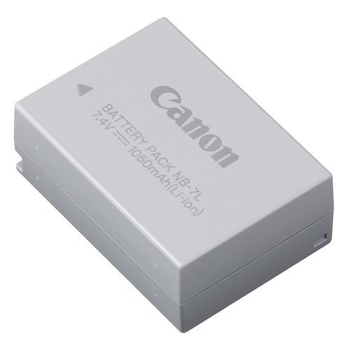 Canon NB-7L Lithium Ion Digital Camera Battery - Lithium Ion (Li-Ion)