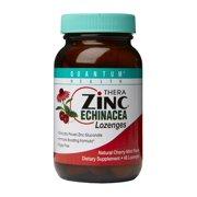 Zinc Echinacea Lozenges-Cherry Quantum 48 Lozenge
