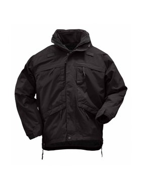 3-in-1 Parka, Black