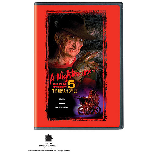 A Nightmare On Elm Street 5: The Dream Child (Full Frame, Widescreen)