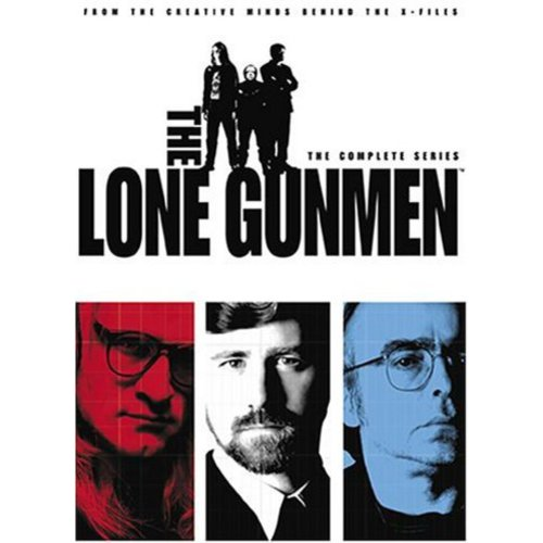 The Lone Gunmen: The Complete Series (Widescreen)