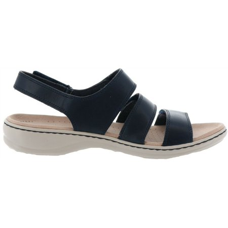 Clarks Collection Leather Sandals Leisa Melinda Women's A350325 - image 4 of 4