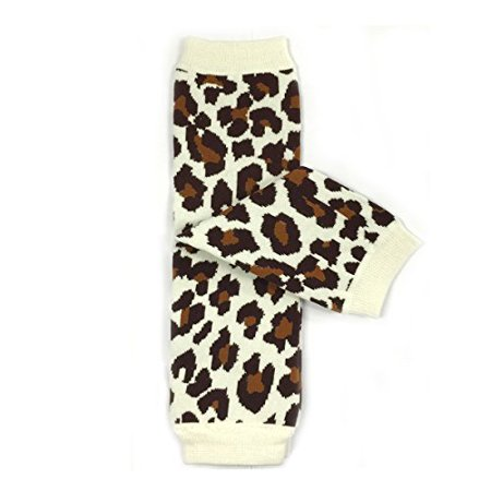 Colorful Baby Leg Warmers - ALLYDREW Animals and Fun Colorful Baby Leg Warmers, Leopard
