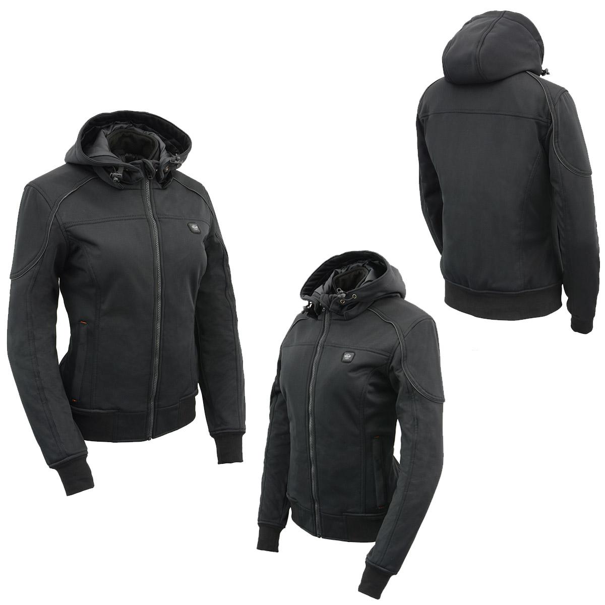 Detachable Hood /& Battery Pack Milwaukee Performance Men/'s Jacket Soft Shell