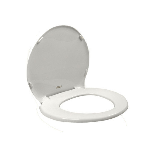 American Standard Champion Slow Close Round Front Toilet Seat with Cover