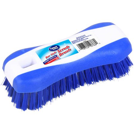 Great Value Bar Style Scrub Brush Walmartcom