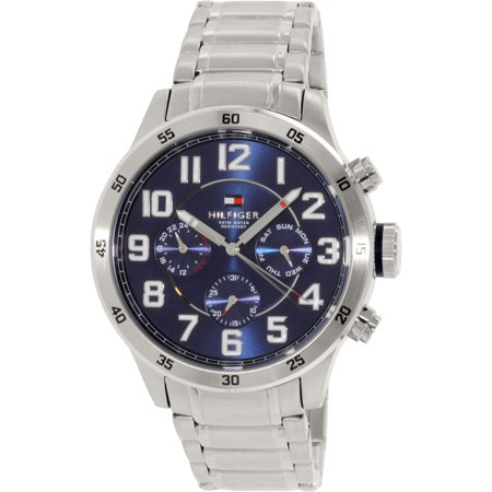 Tommy Hilfiger Men's Stainless Steel Chronograph Watch, 1791053