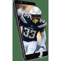 ROKiT iO 3D - 4G LTE Android 16GB - GSM Unlocked - Dual-SIM