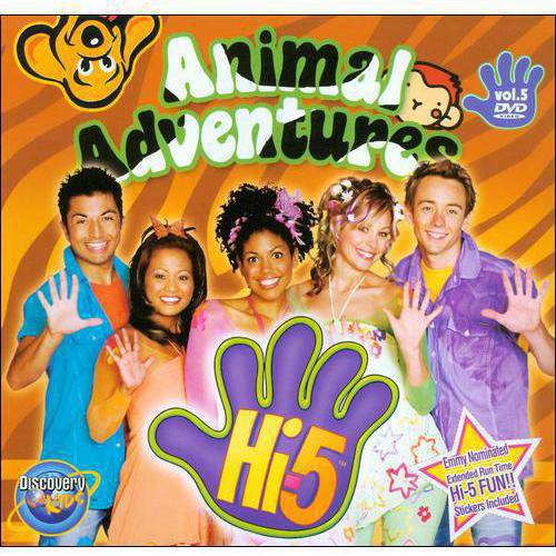 Hi-5: Animal Adventures, Vol. 5 (Full Frame)