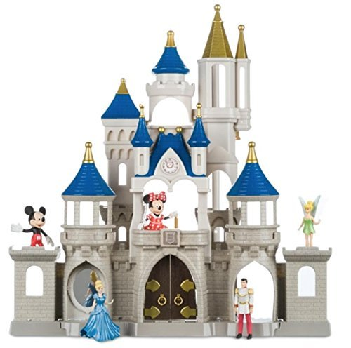Cinderella Castle Play Set by Walt Disney World