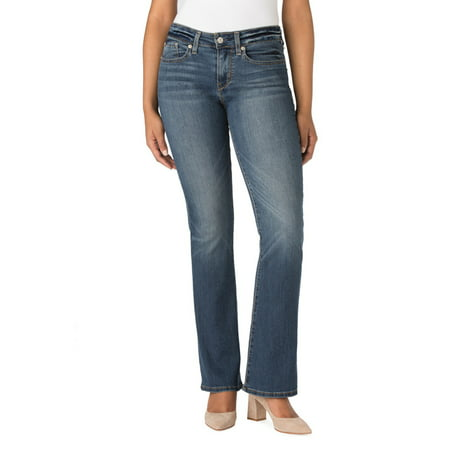 Signature by Levi Strauss & Co. Women's Modern Bootcut (French Bootcut Jeans)