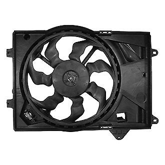 For Chevy Sonic 2014-2016 Replace GM3115268 Engine Cooling Fan Assembly