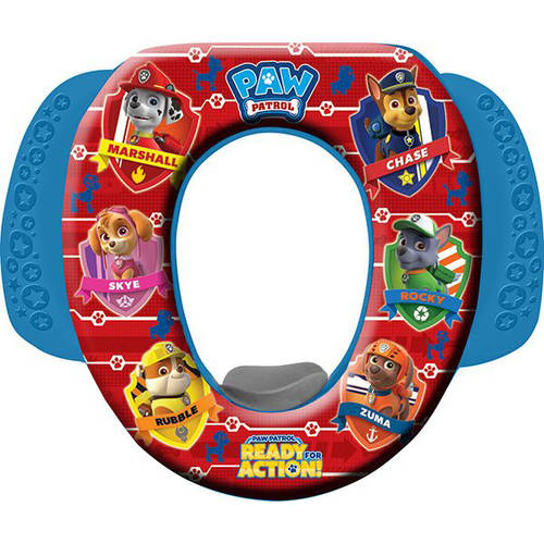 Paw Patrol Soft Potty Seat