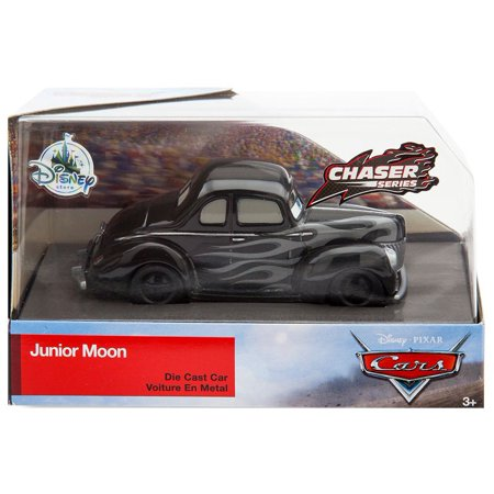 disney cars chaser series junior moon diecast car walmart com