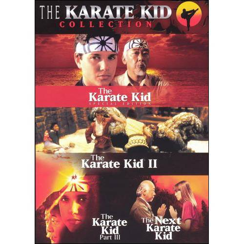 Karate Kid Collection (Widescreen)