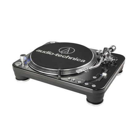 Audio Technica AT-LP1240-USB Open Box USB Direct Drive DJ Turntable by