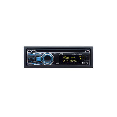 JVC KDS88BT CD Receiver with Bluetooth Adapter