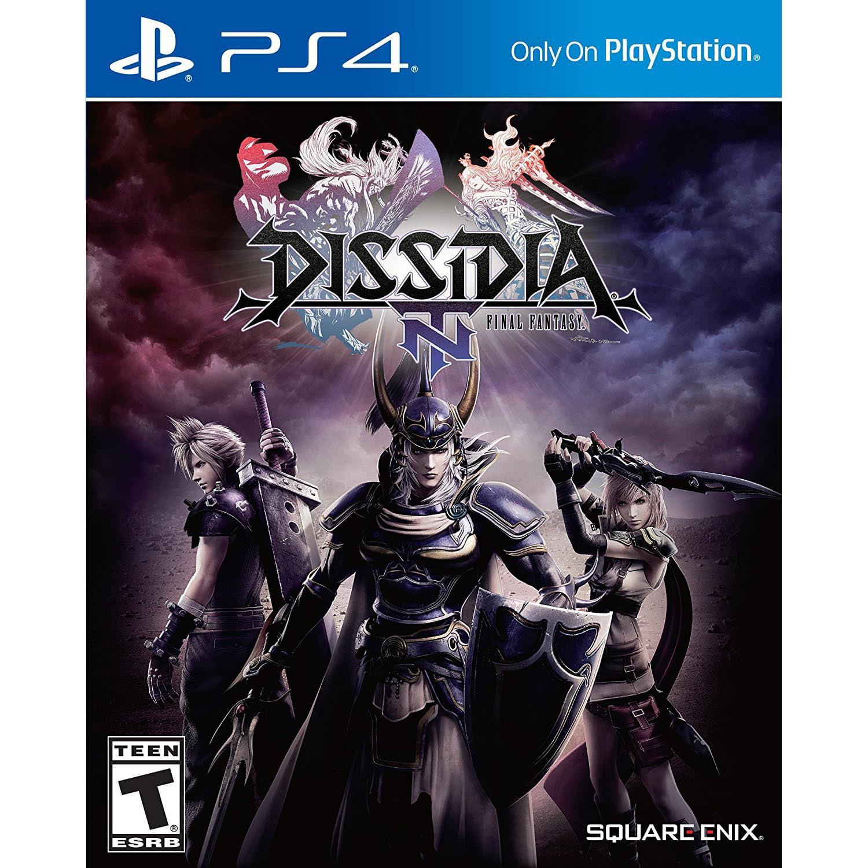 Dissidia: Final Fantasy NT, Square Enix, PlayStation 4, REFURBISHED/PREOWNED