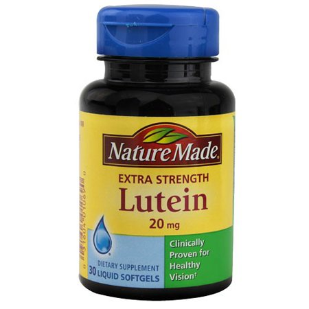Lutein  Mg Nature Made