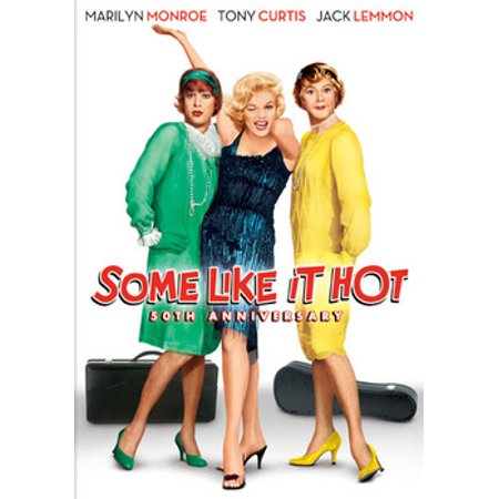Some Like It Hot (DVD)](Adults Hot Movies)