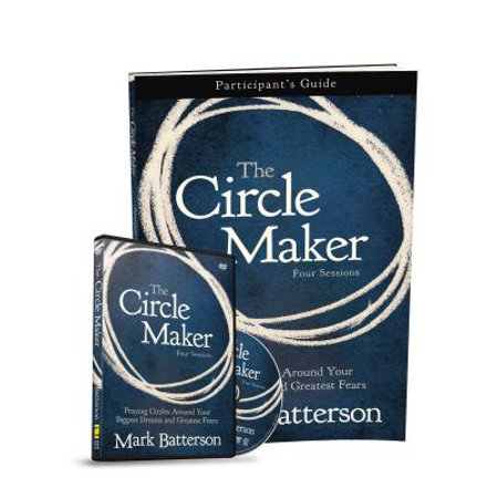 The Circle Maker Participant's Guide with DVD (Paperback)