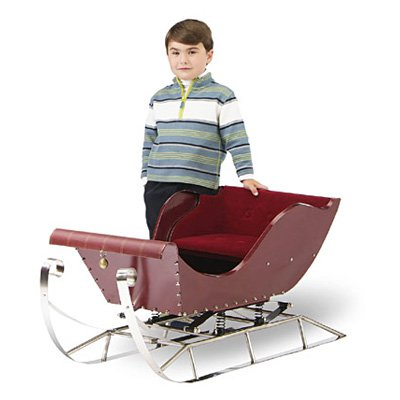 Morgan Cycle Prancer Snow Sleigh