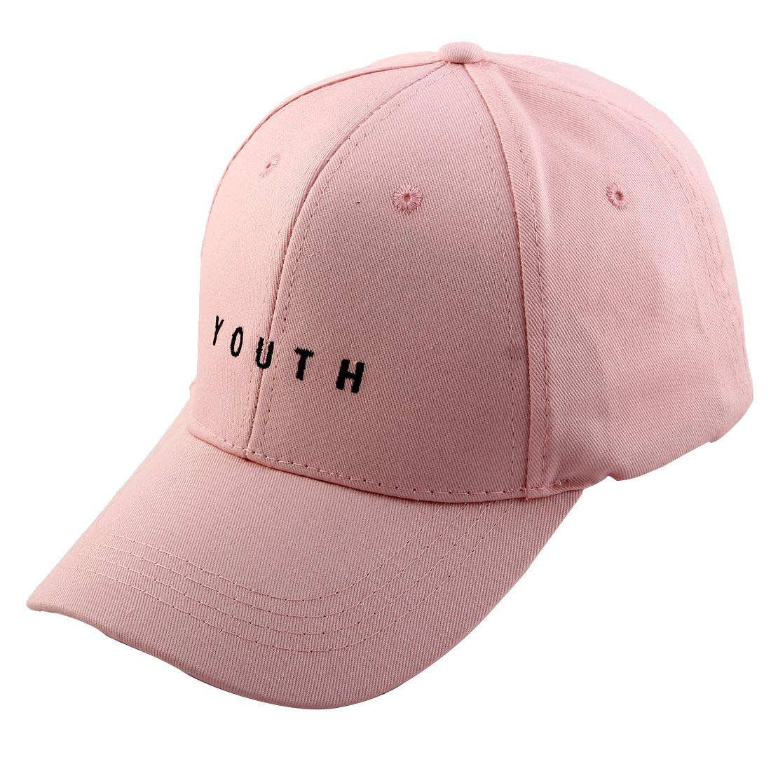 Unisex Cotton Blends Letters Pattern Tennis Golf Baseball Sun Visor Hat Cap