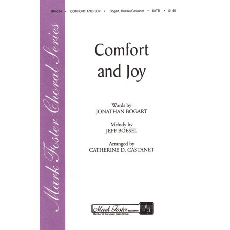 Professional Castanets (Shawnee Press Comfort and Joy SATB a cappella arranged by Catharine D. Castanet )