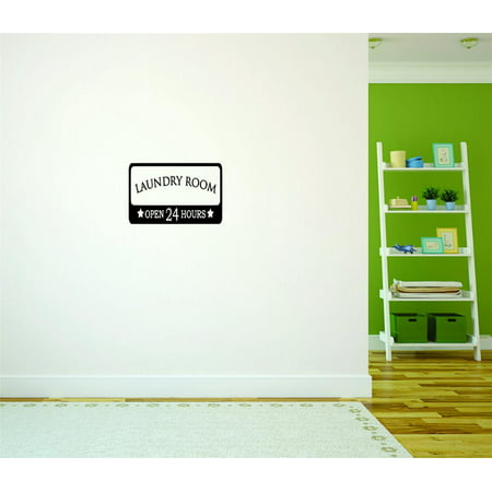 New Wall Ideas Laundry Open Hours Sign Housekeeping 16x26