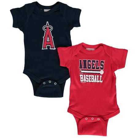 Halloween Body Paint Los Angeles (Los Angeles Angels Soft as a Grape Newborn & Infant 2-Piece Body Suit -)