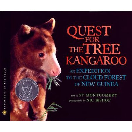 Quest for the Tree Kangaroo : An Expedition to the Cloud Forest of New (Kangaroo Series)