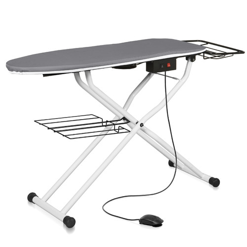 Reliable Corporation The Board Premium Vacuum and Up-Air Pressing Ironing Board