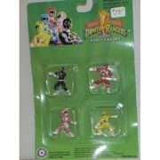mighty morphin power rangers party favors