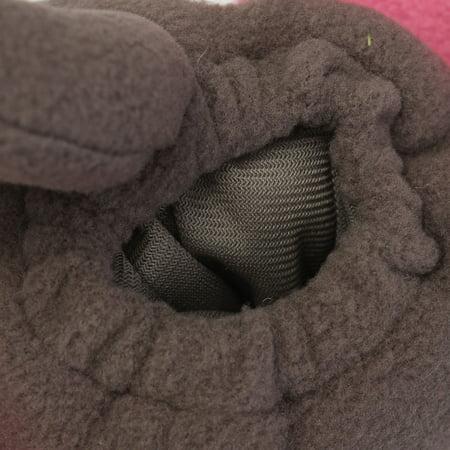 Cute Baby Feeding Bottle Plush Pouch Covers Nursing Keep Warm Holders Case 500ml Elephant shape - image 5 of 6