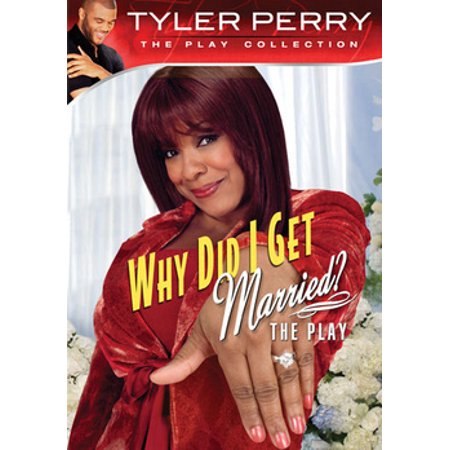 Why Did I Get Married? (The Play) (DVD)