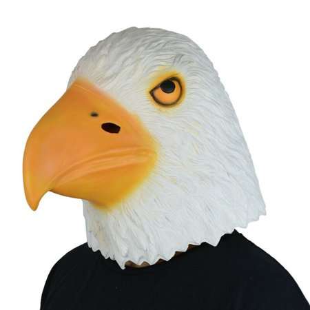 Philadelphia Football - White Eagle Mask
