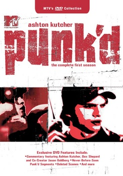 MTV Punk'd: The Complete First Season (DVD) by PARAMOUNT HOME VIDEO