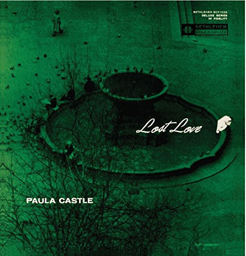 Paula Castle - Lost Love (Original Recording Remastered 2013) [Vinyl]