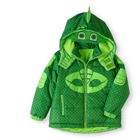 Toddler Boy Gekko Puffer Jacket Coat