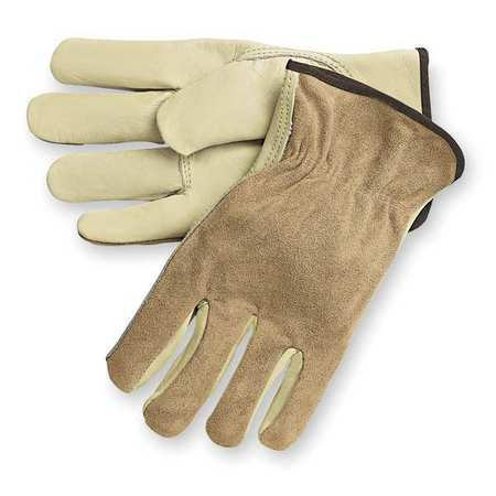Condor 2ELH2 S Tan Leather Driver's Gloves