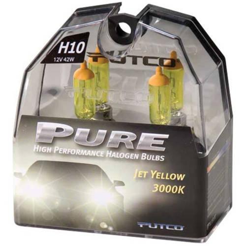 Halogen BuLBs, H10 Jet Yellow by Putco