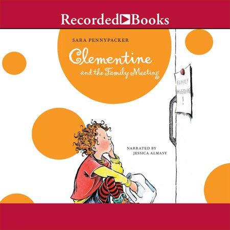 Clementine and the Family Meeting - Audiobook