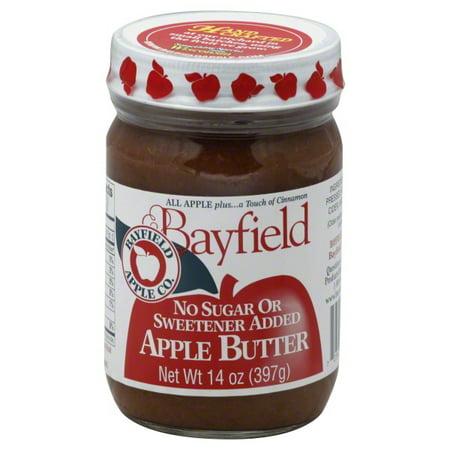 Bayfield Apple Bayfield  Apple Butter, 14 oz