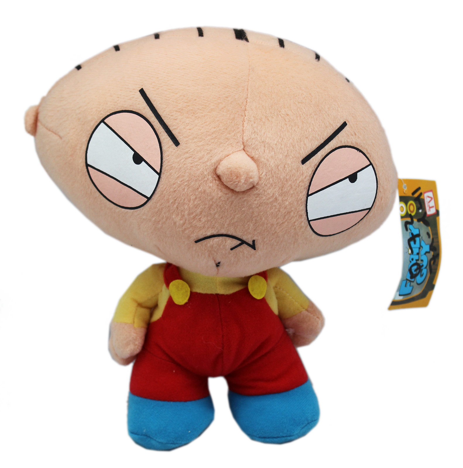 Family Guy Stewie Giant Head Plush Toy (9in)
