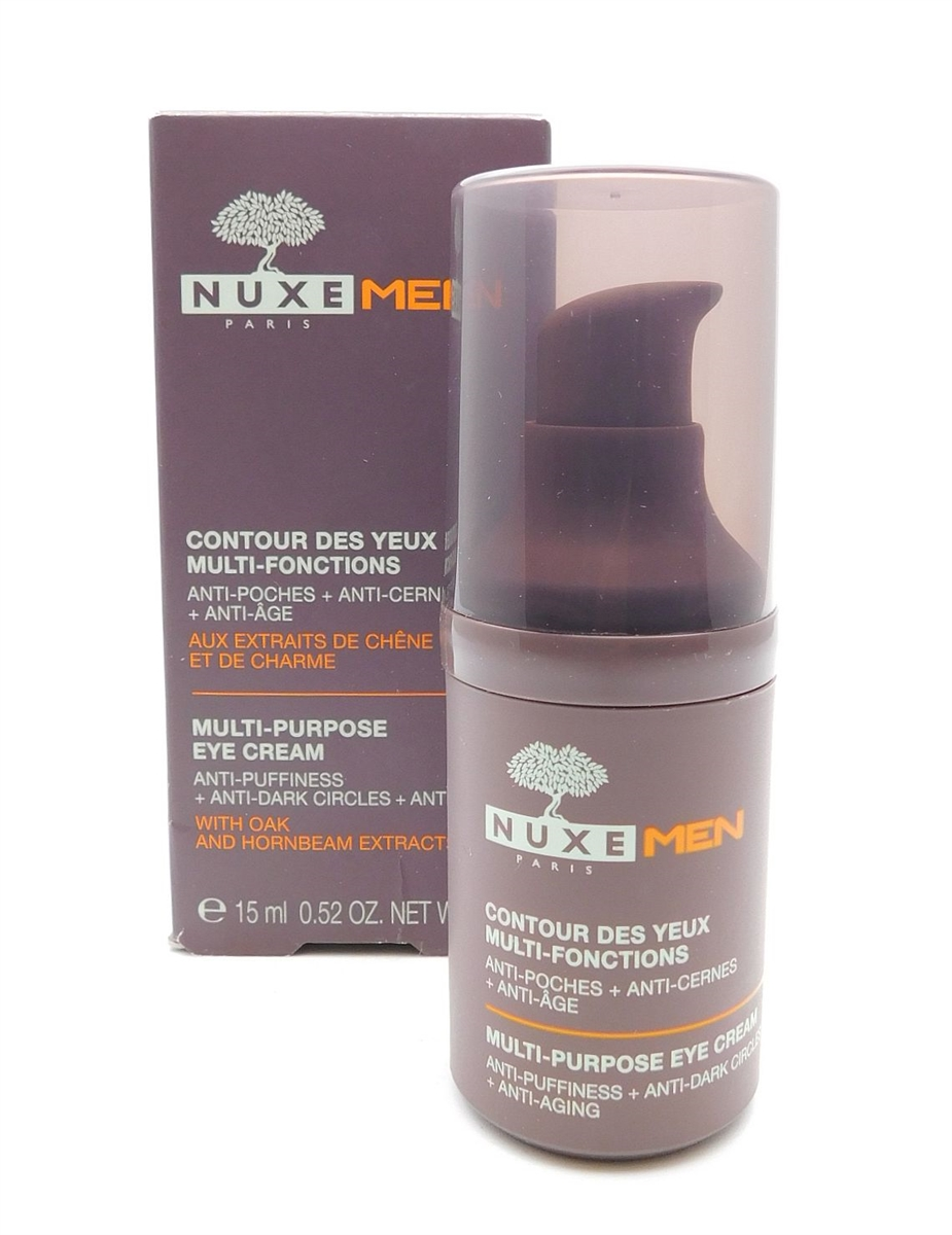 Nuxe Men Multi-Purpose Eye Cream .52 Oz.